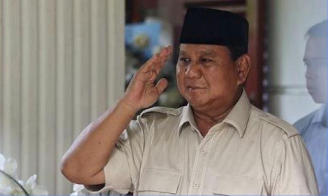 Capres Prabowo Subianto (Foto: Ist)