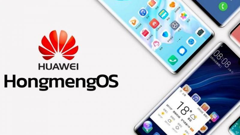 OS Hongmeng Huawei (DroidLime)
