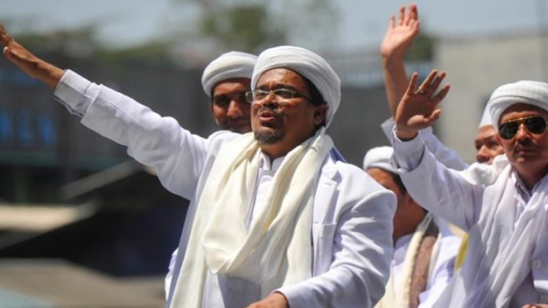 Habib Rizieq (Breakingnews.co.id)