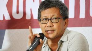 MUI Tanggapi Hukuman Jokowi & HRS, Rocky Gerung Ucap Kalimat Pedas ini