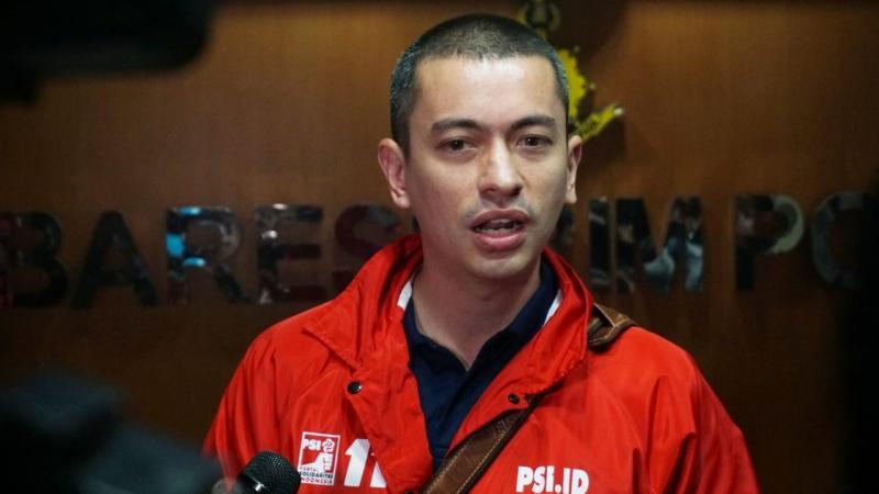 Wakil Ketua DPW PSI Jakarta, Rian Ernest (kurio.co)