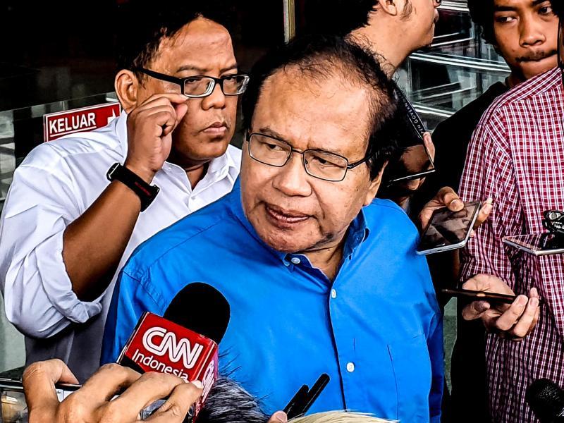 Ekonom Senior Rizal Ramli (law-justice.co/ Teguh Vicky Newsmaker)