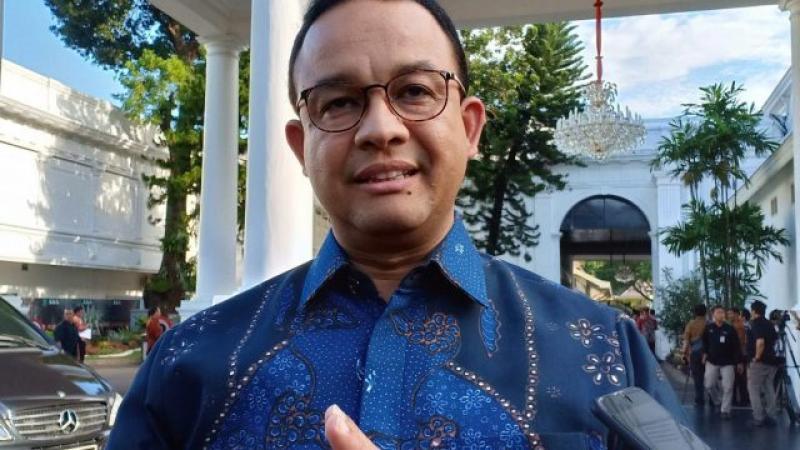 Gubernur DKI Jakarta Anies Baswedan (Fajar.co.id)