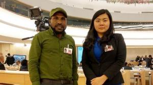 Veronica Koeman Ungkap Tujuan Rahasia Polisi Tangkap Mahasiswa Papua