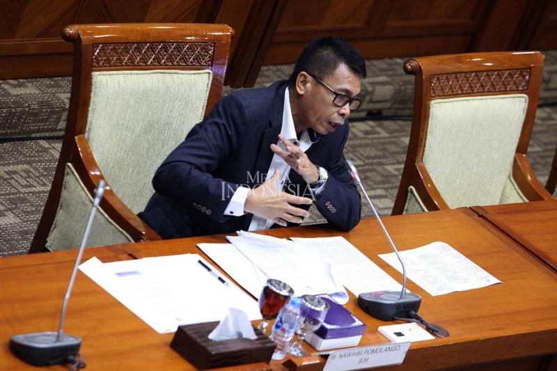 Calon Pimpinan Komisi Pemberantasan Korupsi (Capim KPK) Nawawi Pomolango (Media Indonesia)