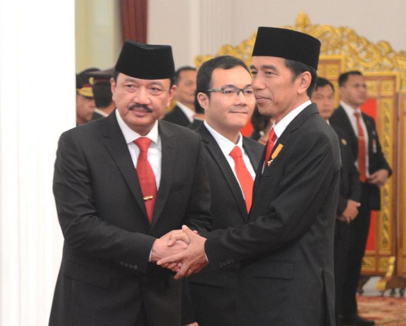 ICW desak Presiden Jokowi copot Kepala Badan Intelijen Negara (BIN) Budi Gunawan salah alamat (edunews.id)