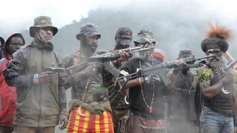 Kelompok Kriminal Bersenjata (KKB) di Papua (indonesiainside.id)