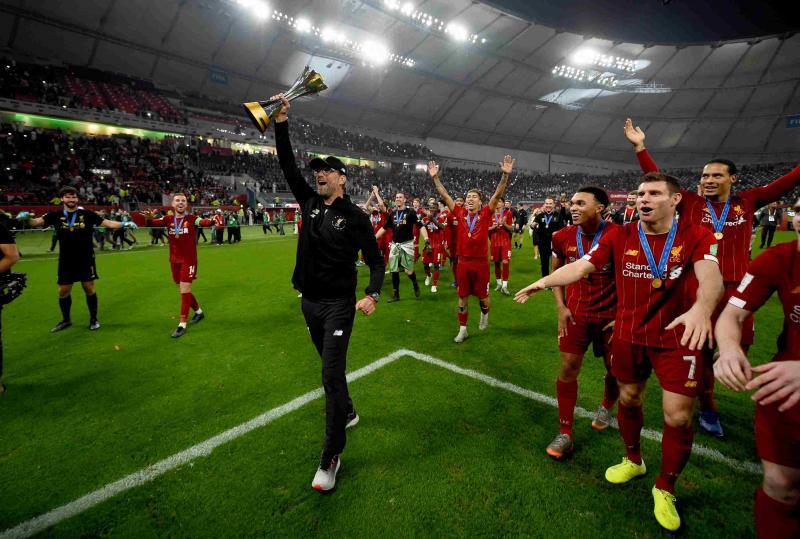 Pelatih Liverpool Jurgen Klopp (Foto: Liverpool FC)