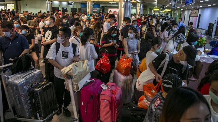 Terkait Corona, Hanya WNA China yang Diberi Izin Tinggal Darurat di RI. (Harian Aceh).