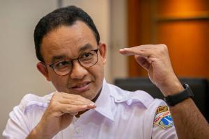 Rencana PSI Interpelasi Anies soal Banjir Tak Laku di DPRD DKI Jakarta