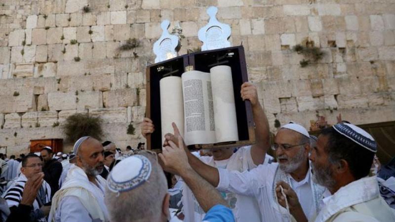 Ilustrasi Rabi Yahudi (suratkabar)