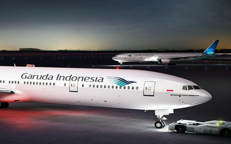 Maskapai Garuda Indonesia (Air Cargo News)