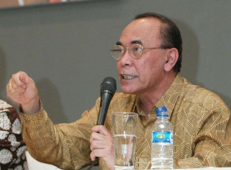 Pendiri PAN Abdillah Toha (netralnews)