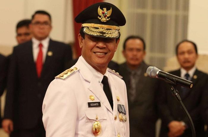 Gubernur Kepulauan Riau Isdianto (Ist)