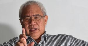 Soleman B. Ponto: Polisi Malah Jadi Ketua KPK, Gimana?