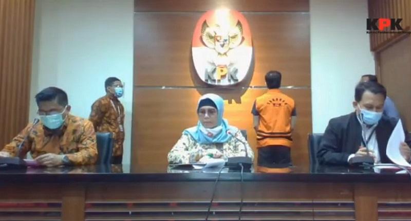 Buronan Hiendra Soenjoto yang suap Sekretaris Mahkamah Agung (MA) Nurhadi ditangkap KPK (okezone)
