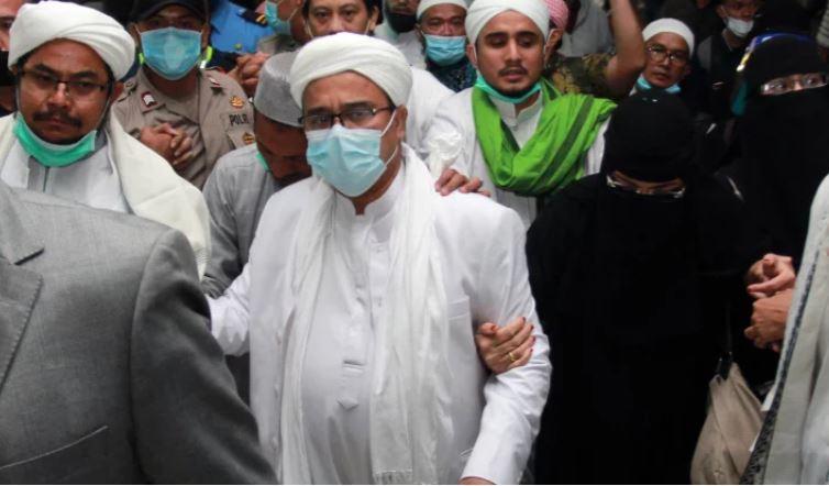 FPI: Kenapa Hasil Tes Jokowi Boleh Tak Dipublis, Tapi HRS Wajib?