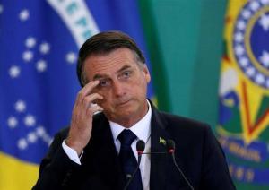 Tolak Vaksin Covid-19, Presiden Brazil Jair Bolsonaro di Kecam Warga