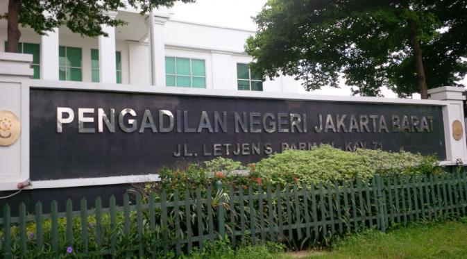 Kantor Pengadilan Negeri Jakarta Barat