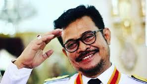 Menteri Pertanian Syahrul Yasin Limpo , Foto: Net (Ist)