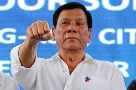 Presiden Filipina, Rodrigo Duterte. Foto: Net (ist)
