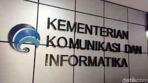 Kantor Kementerian Kominfo (Ist)