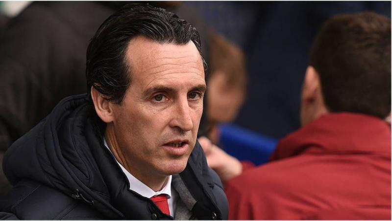 Pelatih Arsenal, Unai Emery (Foto: Arsenal Official)