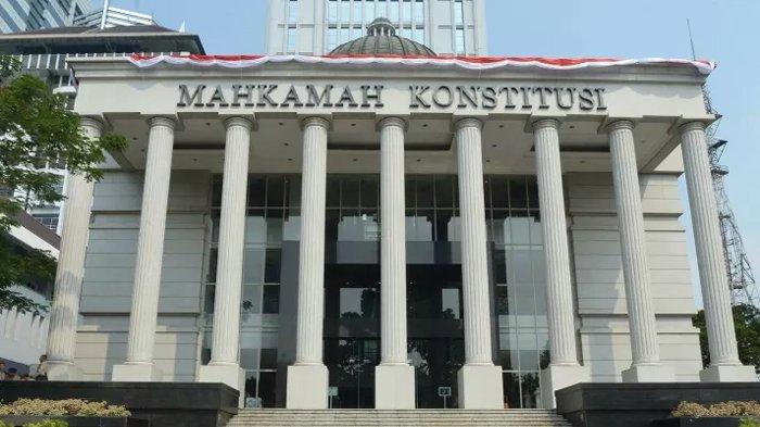 Gedung Mahkamah Konstitusi (Foto: Tribun)